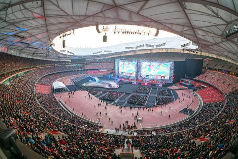 Tin vui: Trung Quốc nới lỏng kiểm soát các sự kiện thể thao, CKTG 2020 vẫn có khả năng diễn ra - Ảnh 2.