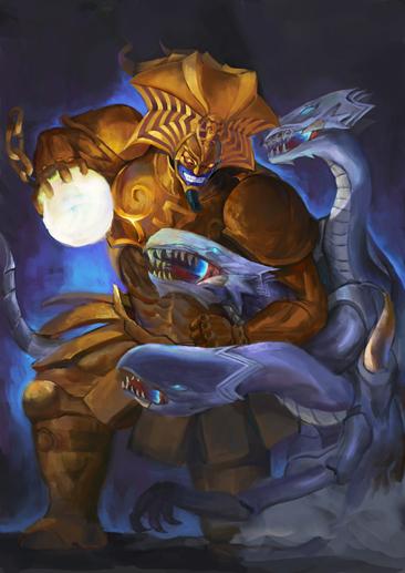 Những điều chưa biết về Exodia, lá bài thần sức mạnh nổi tiếng trong Yu-Gi-Oh! - Ảnh 7.
