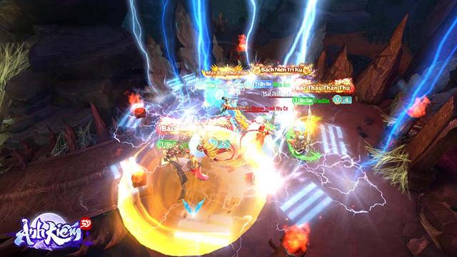 Cùng chiêm ngưỡng quá trình tạo ra siêu phẩm MMORPG được cả triệu game thủ lót dép mong chờ! - Ảnh 2.