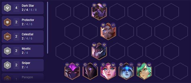 8 đội hình mạnh nhất ĐTCL 10.15 - Ảnh 4.