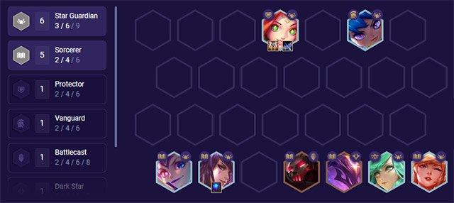 8 đội hình mạnh nhất ĐTCL 10.15 - Ảnh 10.