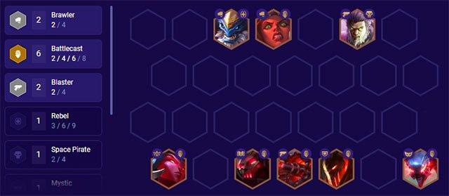 8 đội hình mạnh nhất ĐTCL 10.15 - Ảnh 14.