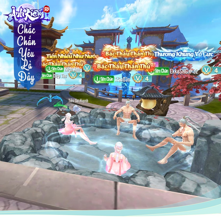 Không hổ danh bom tấn nhập vai Quý III 2020, cộng đồng game thủ đua nhau lọt hố Ảnh Kiếm 3D, khen nức nở 3 điều này - Ảnh 8.