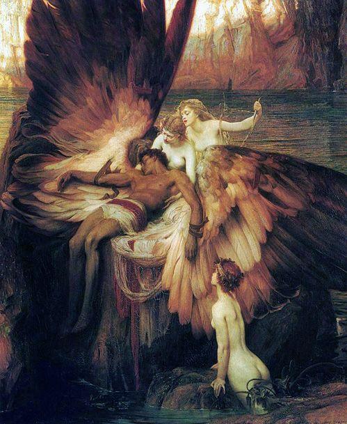 Truyền thuyết về Grigori: Những thiên thần sa ngã khỏi thiên đàng vì phụ nữ trần thế - Ảnh 4.