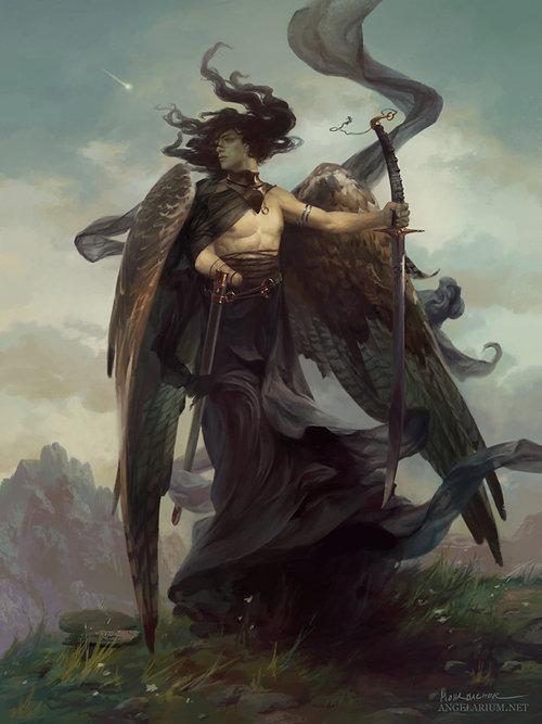 Truyền thuyết về Grigori: Những thiên thần sa ngã khỏi thiên đàng vì phụ nữ trần thế - Ảnh 7.