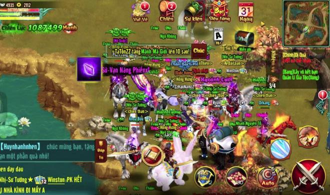Vệ Thần Mobile đã thay đổi thói quen PK của game thủ Việt như thế nào? - Ảnh 1.