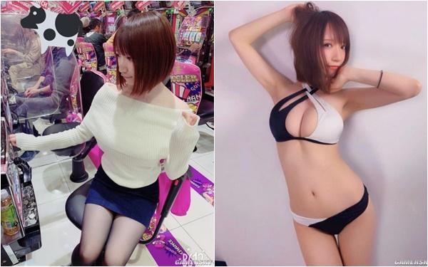 Nô nức tham gia cuộc thi Mặc và không mặc, các hot girl Nhật Bản khiến cộng đồng mạng được một phen dậy sóng - Ảnh 6.
