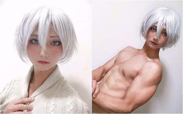 Nô nức tham gia cuộc thi Mặc và không mặc, các hot girl Nhật Bản khiến cộng đồng mạng được một phen dậy sóng - Ảnh 10.