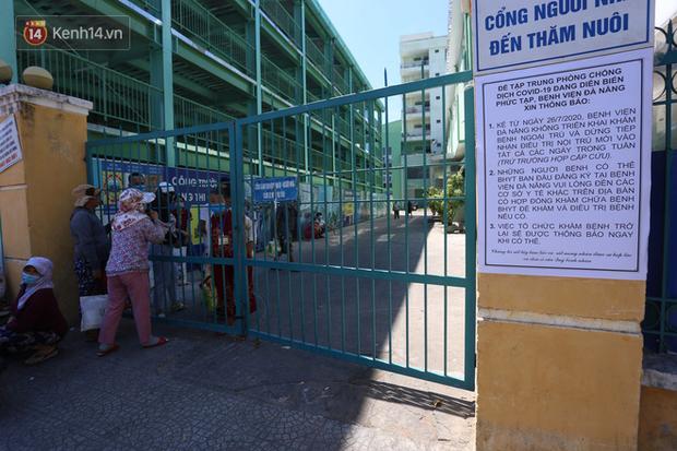 30 bệnh nhân, người nhà tự ý rời khỏi bệnh viện Đà Nẵng sau lệnh cách ly - Ảnh 1.