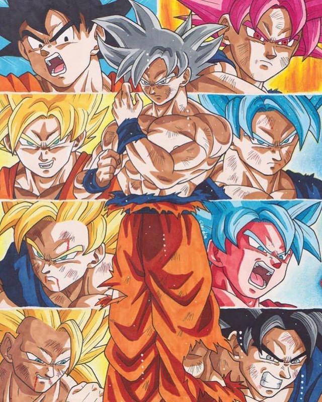 """Cộng đồng game thủ chỉ ra sự giống nhau bất giờ giữa Goku của Dragon Ball với """"tựa game sinh tồn nào đó"""" - Ảnh 2."""