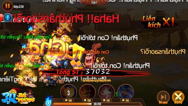 Game HOT 3Q Bá Vương đã sắp ra mắt, cần lưu ý gì để tăng lực chiến nhanh thần tốc, phá đảo các bảng xếp hạng? - Ảnh 9.
