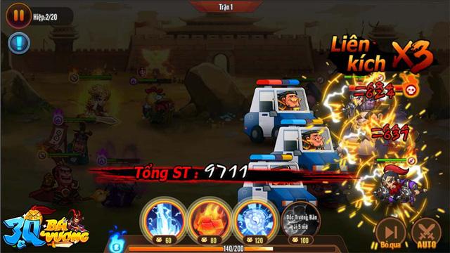 Game HOT 3Q Bá Vương đã sắp ra mắt, cần lưu ý gì để tăng lực chiến nhanh thần tốc, phá đảo các bảng xếp hạng? - Ảnh 8.