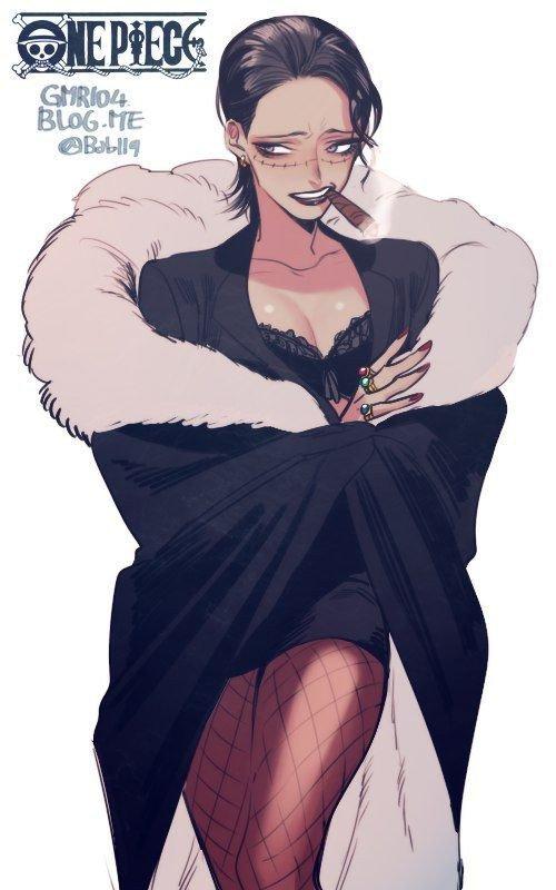 Mê mệt khi ngắm các soái ca One Piece hóa mỹ nữ sở hữu body vạn người mê - Ảnh 1.