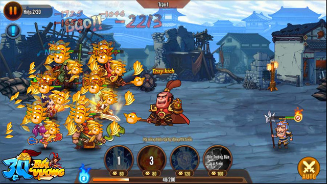 3Q Bá Vương chính là tân binh sáng giá sẽ đưa chiến thuật turn-based trở lại cuộc đua, đánh phá làng game Việt! - Ảnh 4.