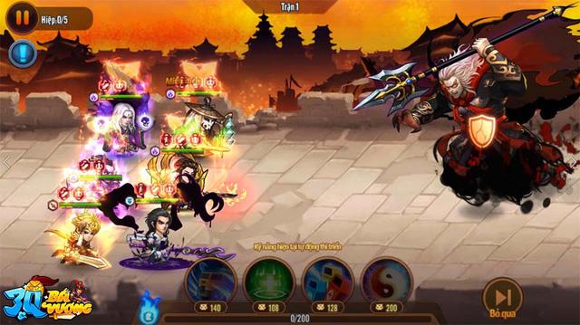 3Q Bá Vương chính là tân binh sáng giá sẽ đưa chiến thuật turn-based trở lại cuộc đua, đánh phá làng game Việt! - Ảnh 8.