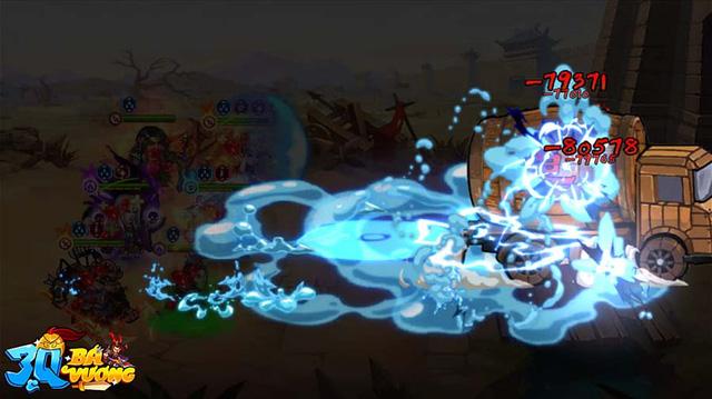 3Q Bá Vương chính là tân binh sáng giá sẽ đưa chiến thuật turn-based trở lại cuộc đua, đánh phá làng game Việt! - Ảnh 9.