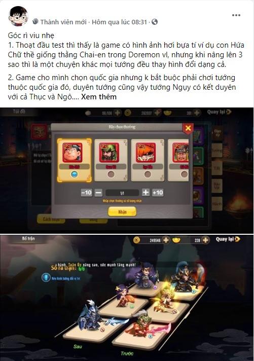 3Q Bá Vương chính là tân binh sáng giá sẽ đưa chiến thuật turn-based trở lại cuộc đua, đánh phá làng game Việt! - Ảnh 12.