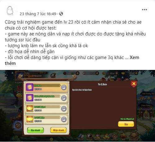 3Q Bá Vương chính là tân binh sáng giá sẽ đưa chiến thuật turn-based trở lại cuộc đua, đánh phá làng game Việt! - Ảnh 11.
