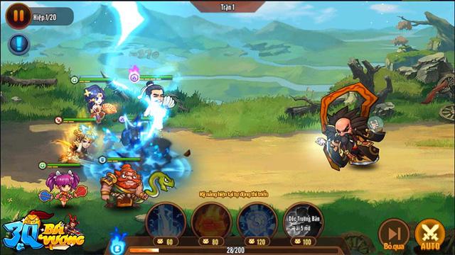 3Q Bá Vương chính là tân binh sáng giá sẽ đưa chiến thuật turn-based trở lại cuộc đua, đánh phá làng game Việt! - Ảnh 2.