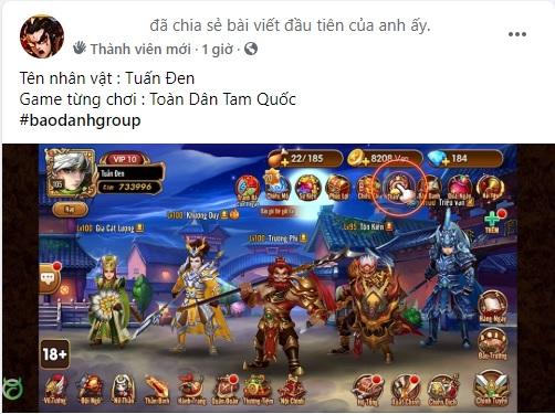 5 lý do khiến game thủ Việt tin rằng: 3Q Bá Vương nhất định sẽ trở thành điểm nóng hội tụ toàn cao thủ chiến thuật trong những ngày tới - Ảnh 15.