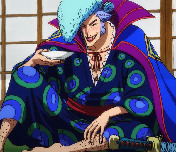 One Piece: 4 cái tên nào trong nhóm Cửu Hồng Bảo đủ cân lại bộ ba tam tai dưới trướng Kaido? - Ảnh 2.