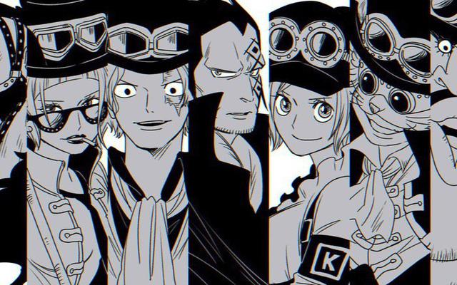 One Piece: Wano quốc sẽ là nơi chứng kiến cuộc đối đầu trực diện đầu tiên giữa Hải quân và quân cách mạng? - Ảnh 2.