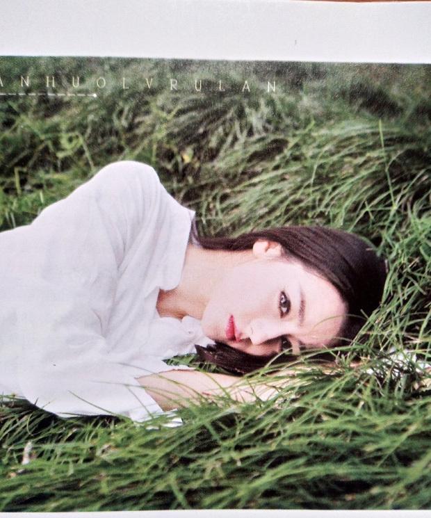 Bộ ảnh mà cô nàng làm người mẫu thưở chưa nổi tiếng