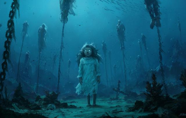 Ma da: Những hồn ma chết đuối đầy ám ảnh vì không thể siêu thoát - Ảnh 1.