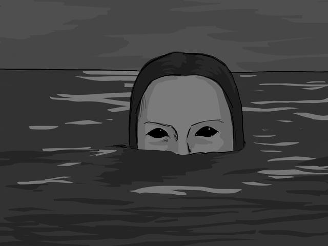 Ma da: Những hồn ma chết đuối đầy ám ảnh vì không thể siêu thoát - Ảnh 2.