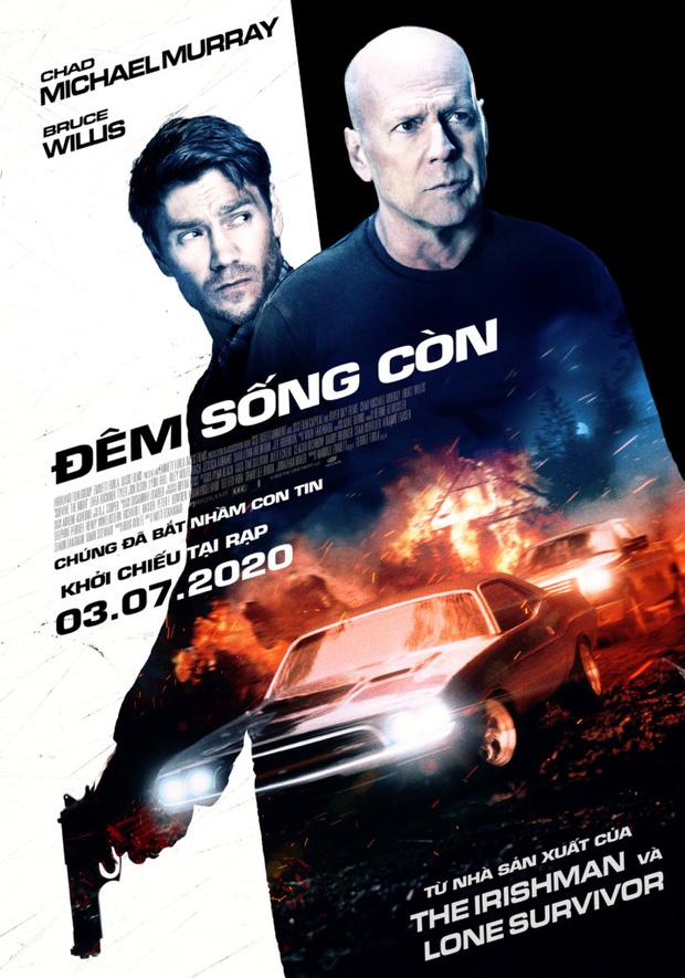 Phim rạp tháng 7: Ròm ra rạp sau một năm cấm sóng, bom tấn zombie Peninsula đốt cháy phòng vé Việt - Ảnh 10.