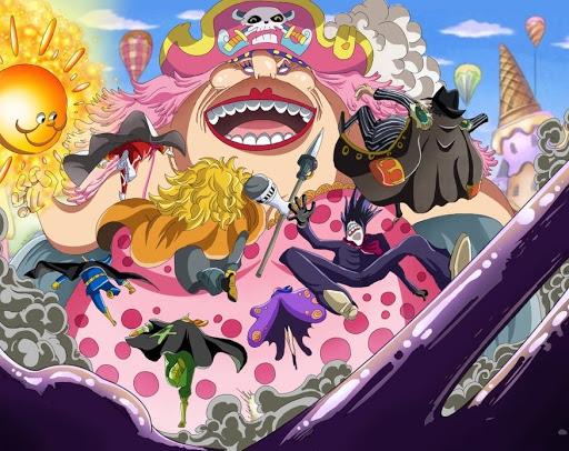One Piece: 7 điểm đáng chú ý về liên minh Big Mom và Kaido- 2 Tứ Hoàng hùng mạnh nhất Tân Thế Giới - Ảnh 6.