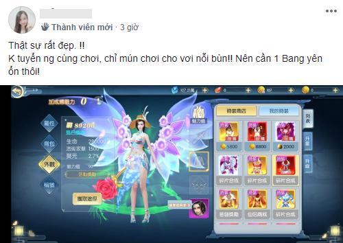 Để avatar 18+ mướt mát, nữ game thủ được đại gia Trung Quốc tuyên bố bao nuôi nhưng nhận xét về trai Việt của cô mới là điều gây sốc - Ảnh 2.