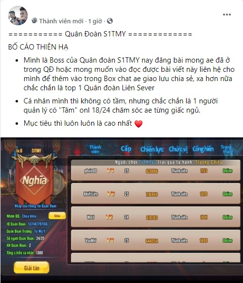 Không hổ danh game thẻ tướng được mong chờ nhất tháng 7, 3Q Bá Vương vỡ trận trước lượng người chơi quá đông đảo - Ảnh 8.