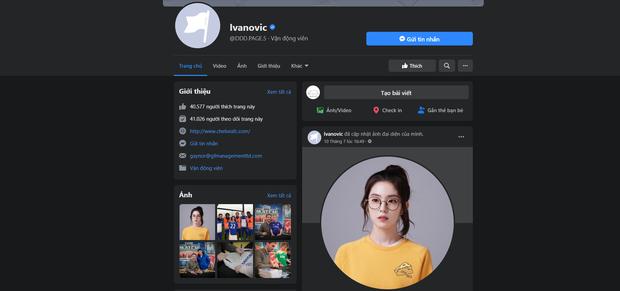 Bá đạo như hacker Việt, chiếm hẳn Facebook tích xanh của cầu thủ nổi tiếng để livestream bán hàng online - Ảnh 2.