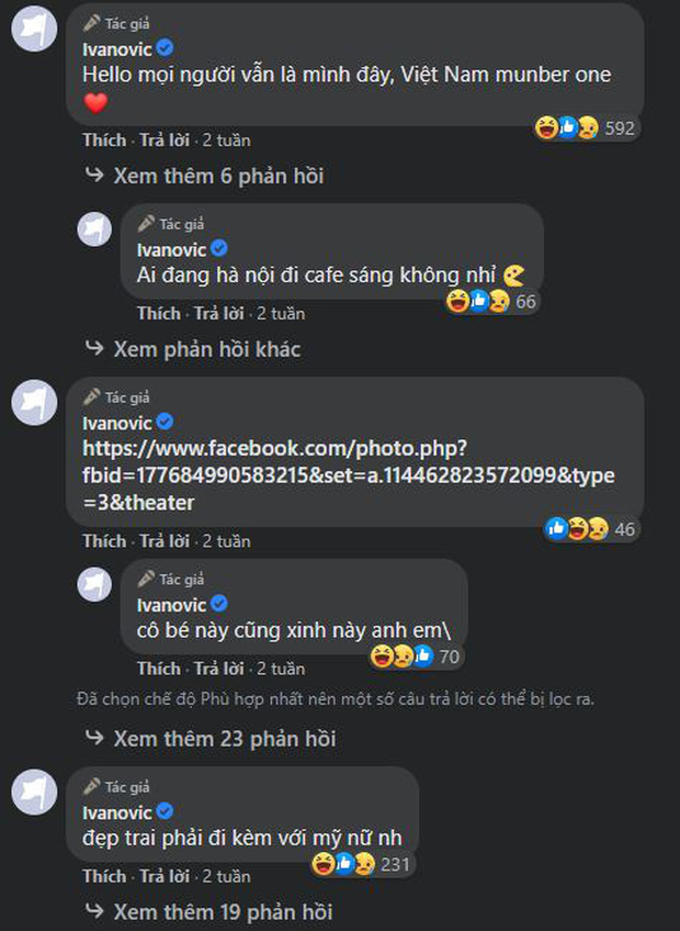 Bá đạo như hacker Việt, chiếm hẳn Facebook tích xanh của cầu thủ nổi tiếng để livestream bán hàng online - Ảnh 5.