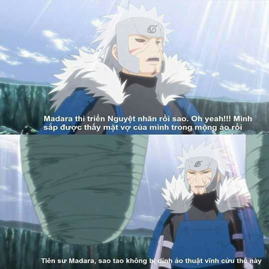 Naruto: Khi fan cụ Nhị chứng tỏ độ nhây, Tobirama Senju trở thành tâm điểm tấu hài - Ảnh 11.
