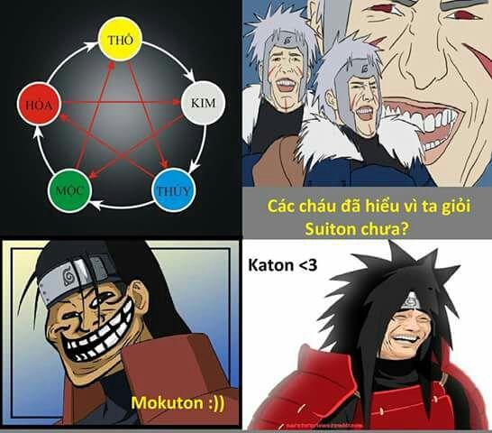 Naruto: Khi fan cụ Nhị chứng tỏ độ nhây, Tobirama Senju trở thành tâm điểm tấu hài - Ảnh 13.