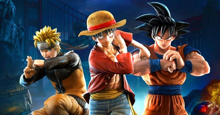 """Không chỉ """"giao lưu"""" ở anime/manga, One Piece và Dragon Ball còn đồng hành cả trong game"""