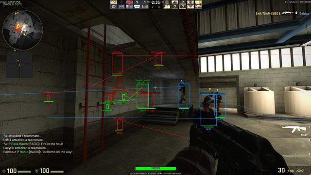 CS:GO - Cay cú vì gặp hack, game thủ tự tạo phần mềm khiến những kẻ dùng cheat tự hủy trong game - Ảnh 1.