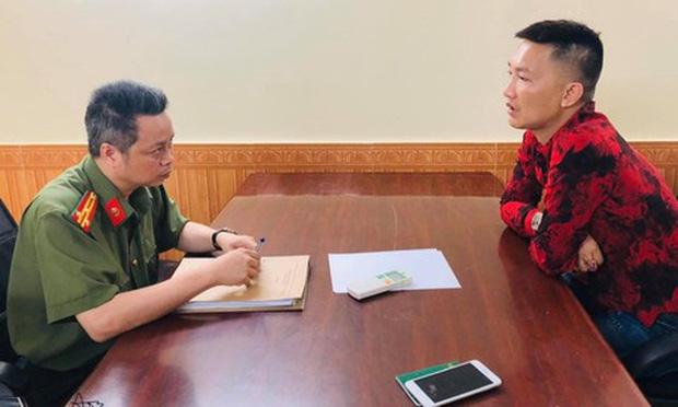 """""""Giang hồ mạng"""" Huấn Hoa Hồng bị phạt 17,5 triệu đồng"""