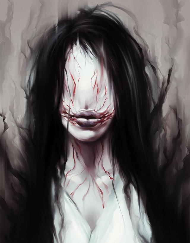 Những bóng ma, oán linh tà ác trong văn hóa của người Nhật Bản - Ảnh 6.