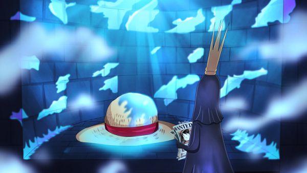 One Piece 984: Thời tiết trên đảo Quỷ bỗng dưng có tuyết, rất có thể chim trĩ xanh Aokiji đã tới Wano? - Ảnh 2.