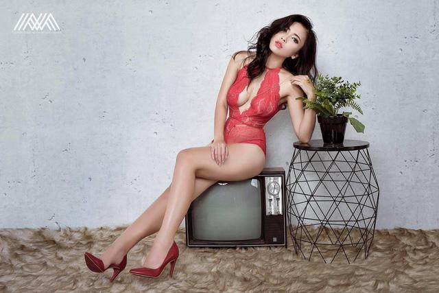 Góc mlem: Hot girl Thục Sơn thế hệ Z khoe ảnh, check in sexy điên đảo sau 1 đêm khiến 500 anh em không kịp đỡ - Ảnh 3.