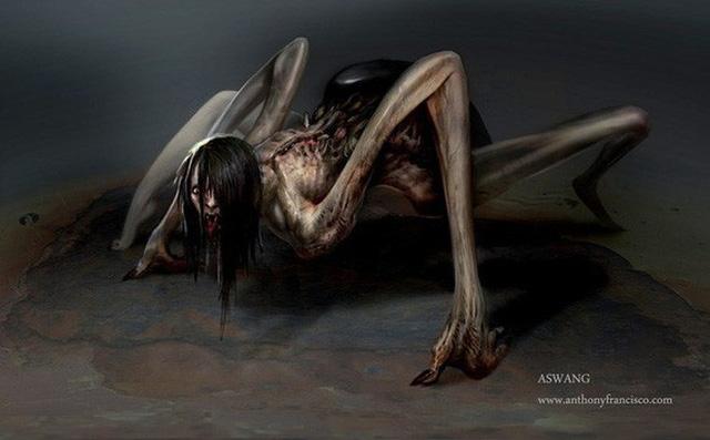 Chuyện về Aswang, con quỷ chuyên rình rập tìm cách ăn tươi nuốt sống trẻ con - Ảnh 2.