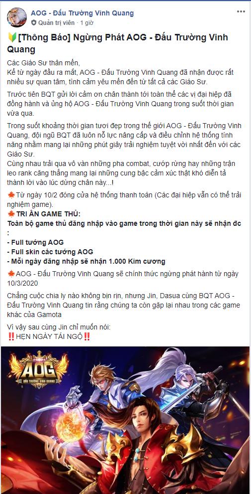 """Tựa game MOBA từng """"clone"""" cả Yasuo lẫn Natsu của Fairy Tale nhưng vẫn thất bại đau đớn tại Việt Nam, khi tuổi đời chưa tròn 1 năm - Ảnh 4."""