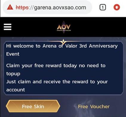 Liên Quân Mobile: Sự thật về Event tặng FREE skin Kirito và Asuna khiến game thủ ngái ngủ mắc bẫy - Ảnh 3.