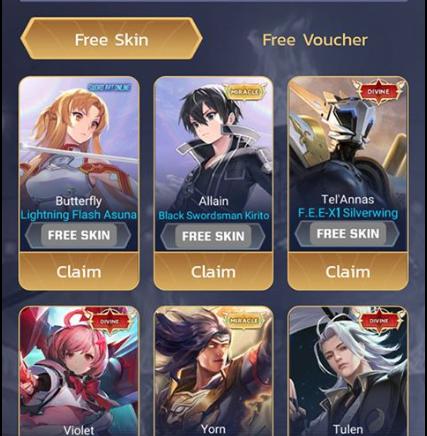 Liên Quân Mobile: Sự thật về Event tặng FREE skin Kirito và Asuna khiến game thủ ngái ngủ mắc bẫy - Ảnh 2.