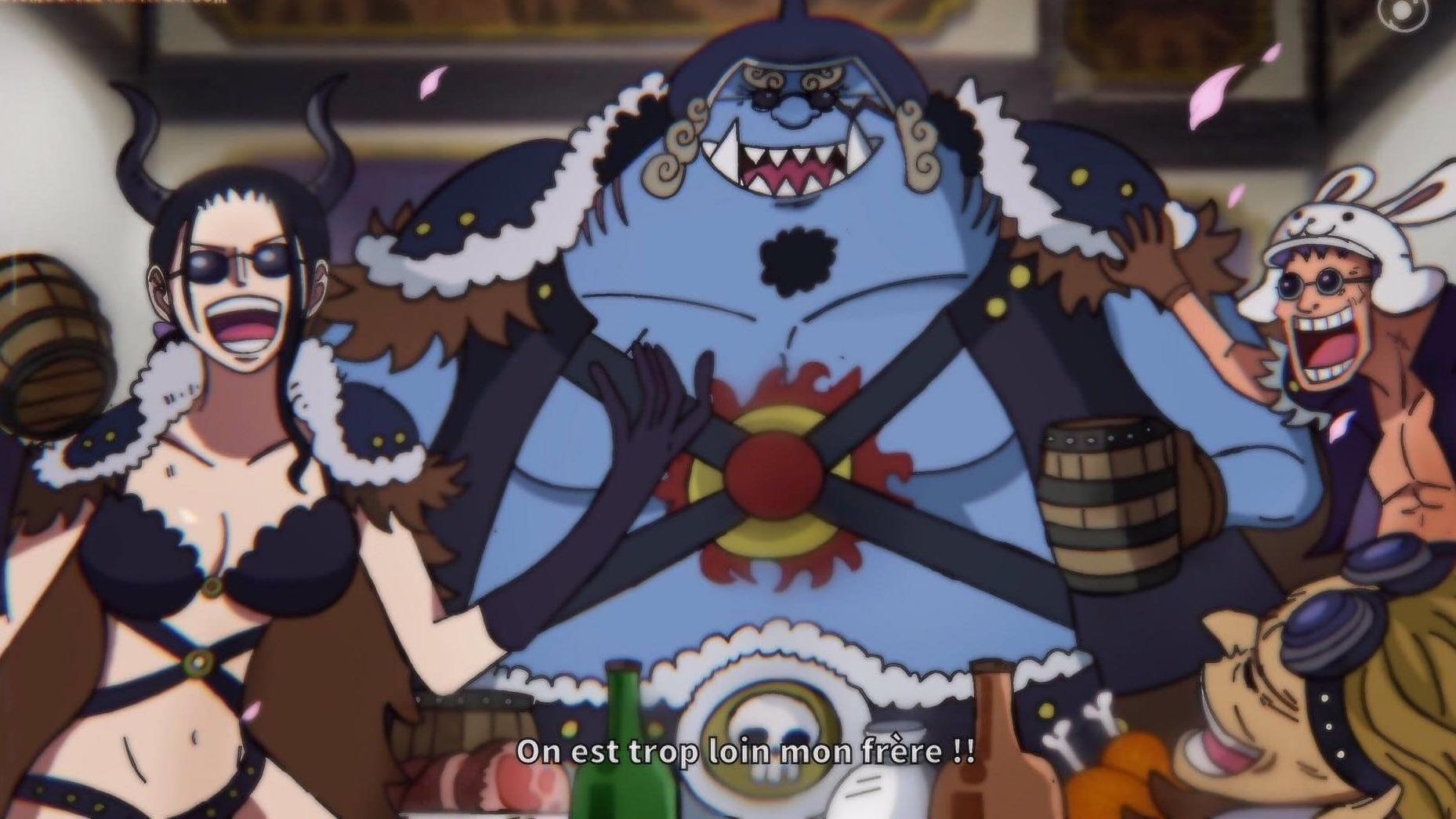 """One Piece 984: Từ hình tượng một cô gái nghiêm túc, Nico Robin đã """"tấu hài"""" như thế nào tại Wano?"""