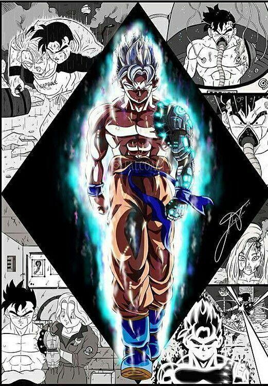 Dragon Ball: Goku và đồng bọn trông như những vị thần qua loạt fanart đẹp nhức mắt - Ảnh 15.