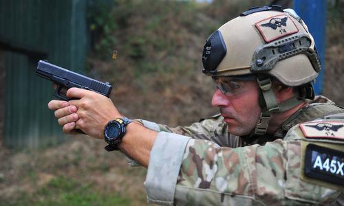 Tại sao súng ngắn Glock lại được chọn làm vũ khí quy chuẩn của đặc nhiệm Mỹ? - Ảnh 3.